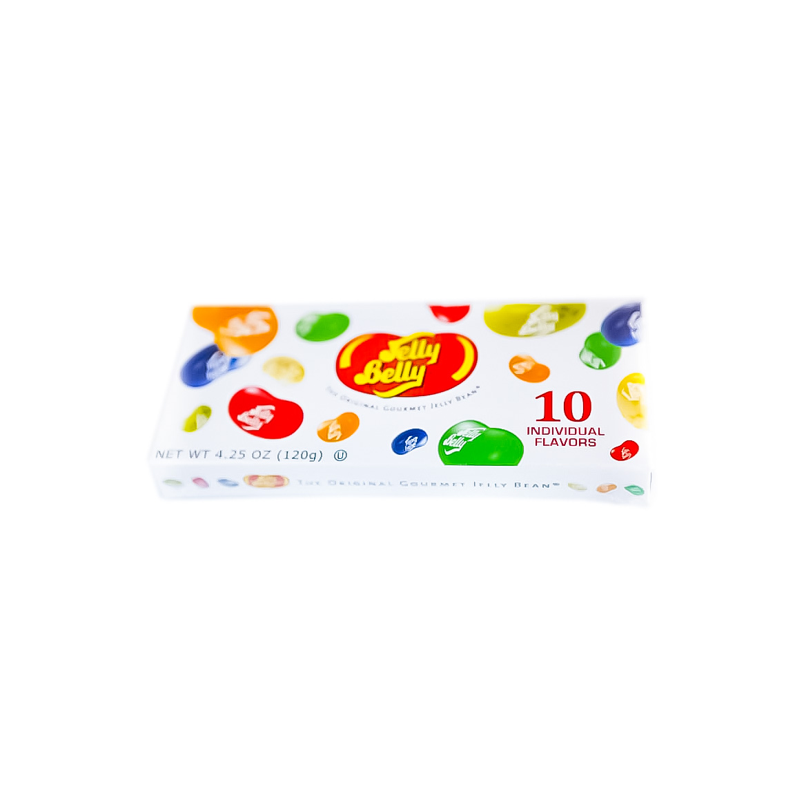 10 flavor jelly belly