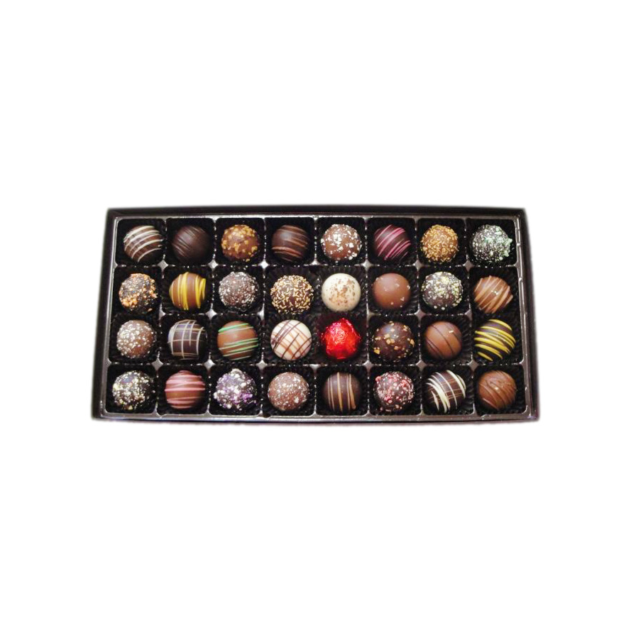 32pc truffles gift box