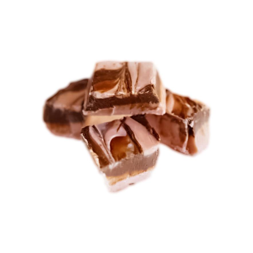 amaretto chocolate fudge