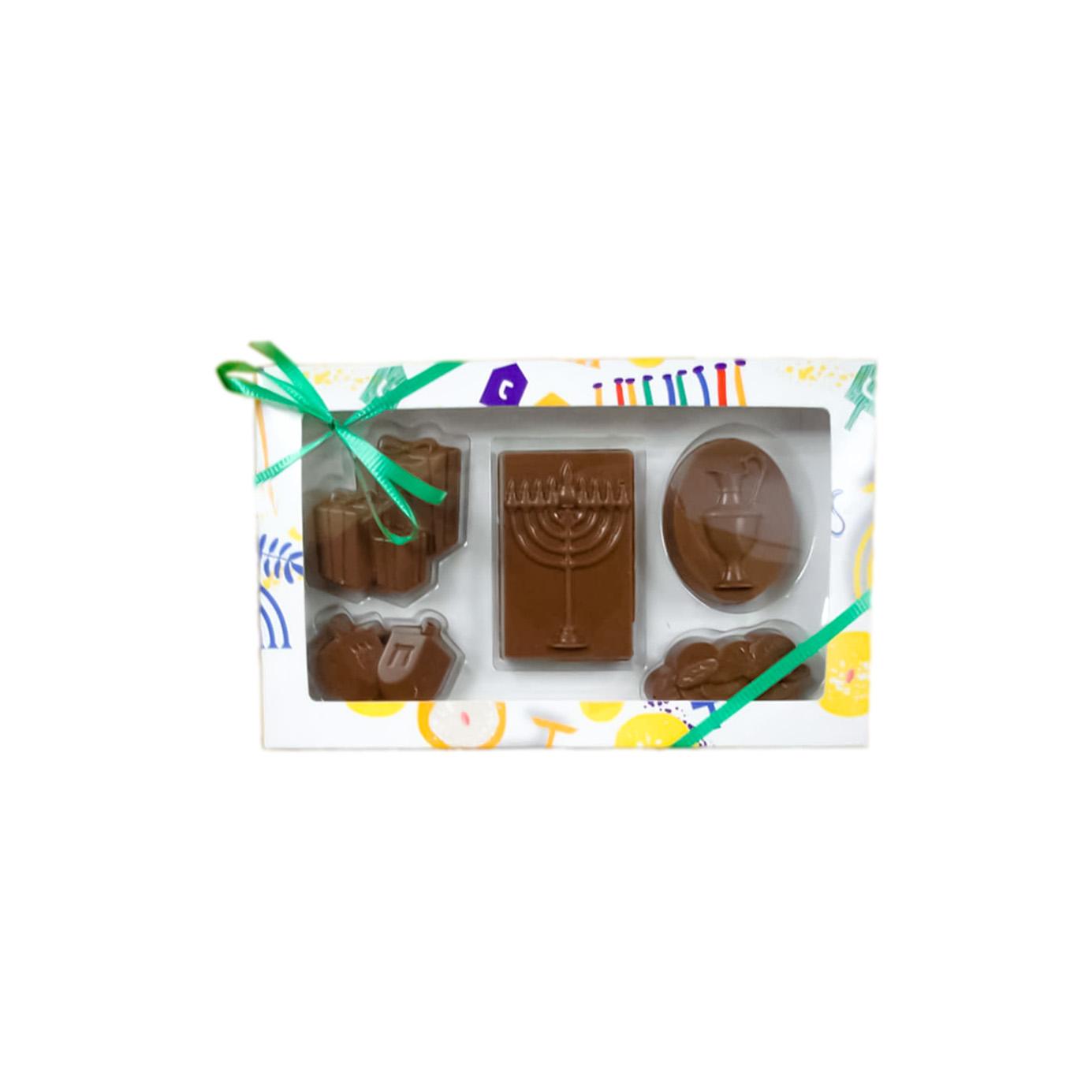 chanuka set gift box