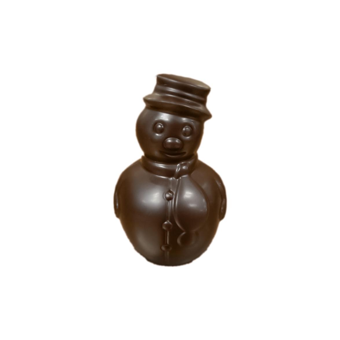 chocolate snowman 3oz