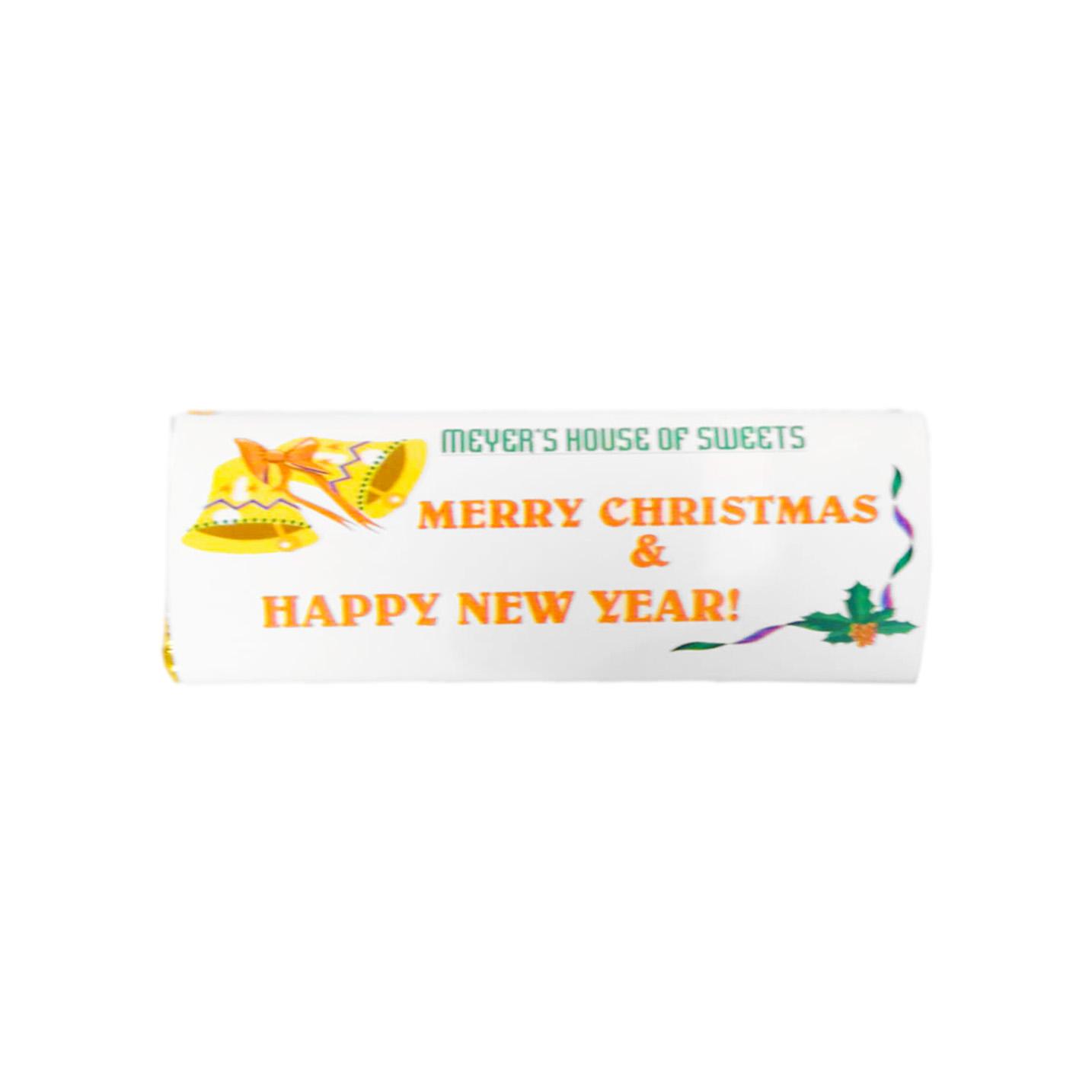 christmas bells candy bar
