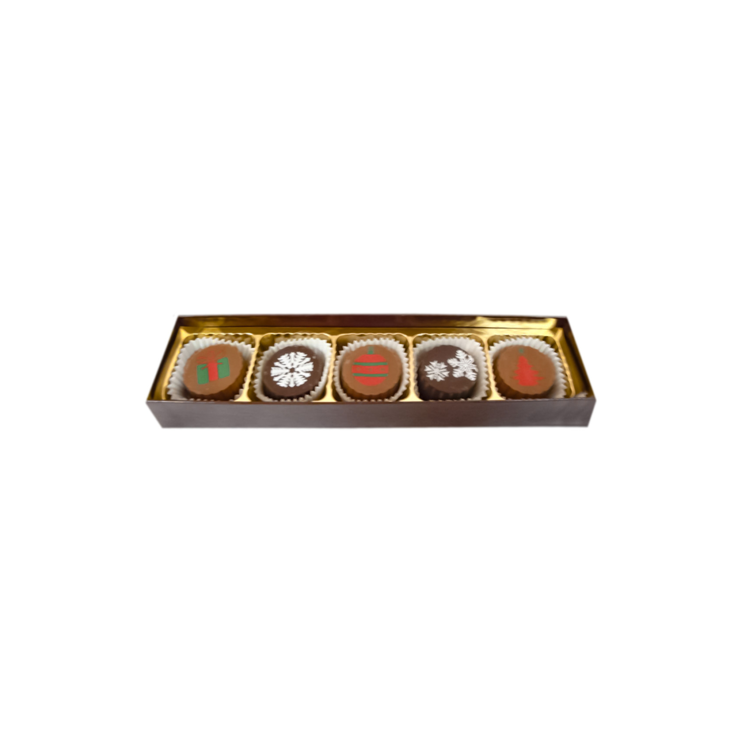 christmas truffle box