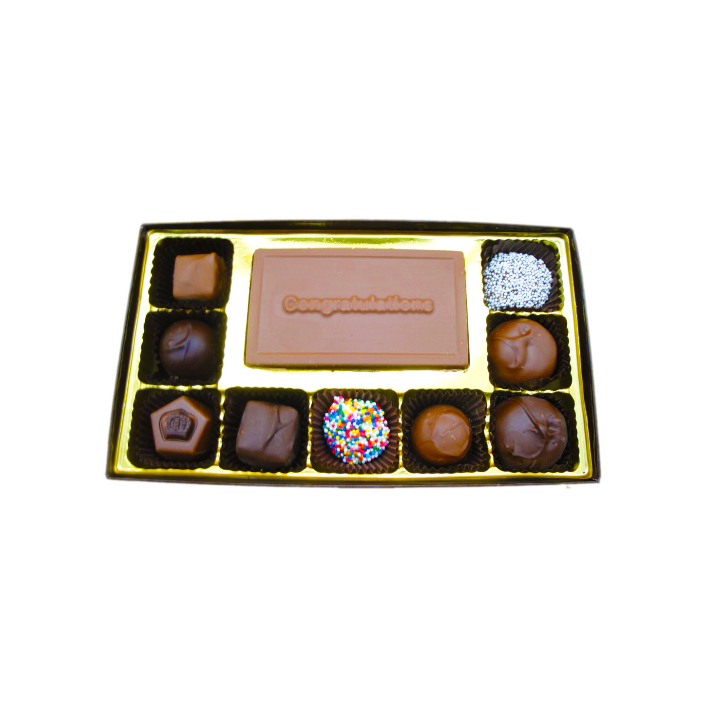 congratulations 10 pc gift box