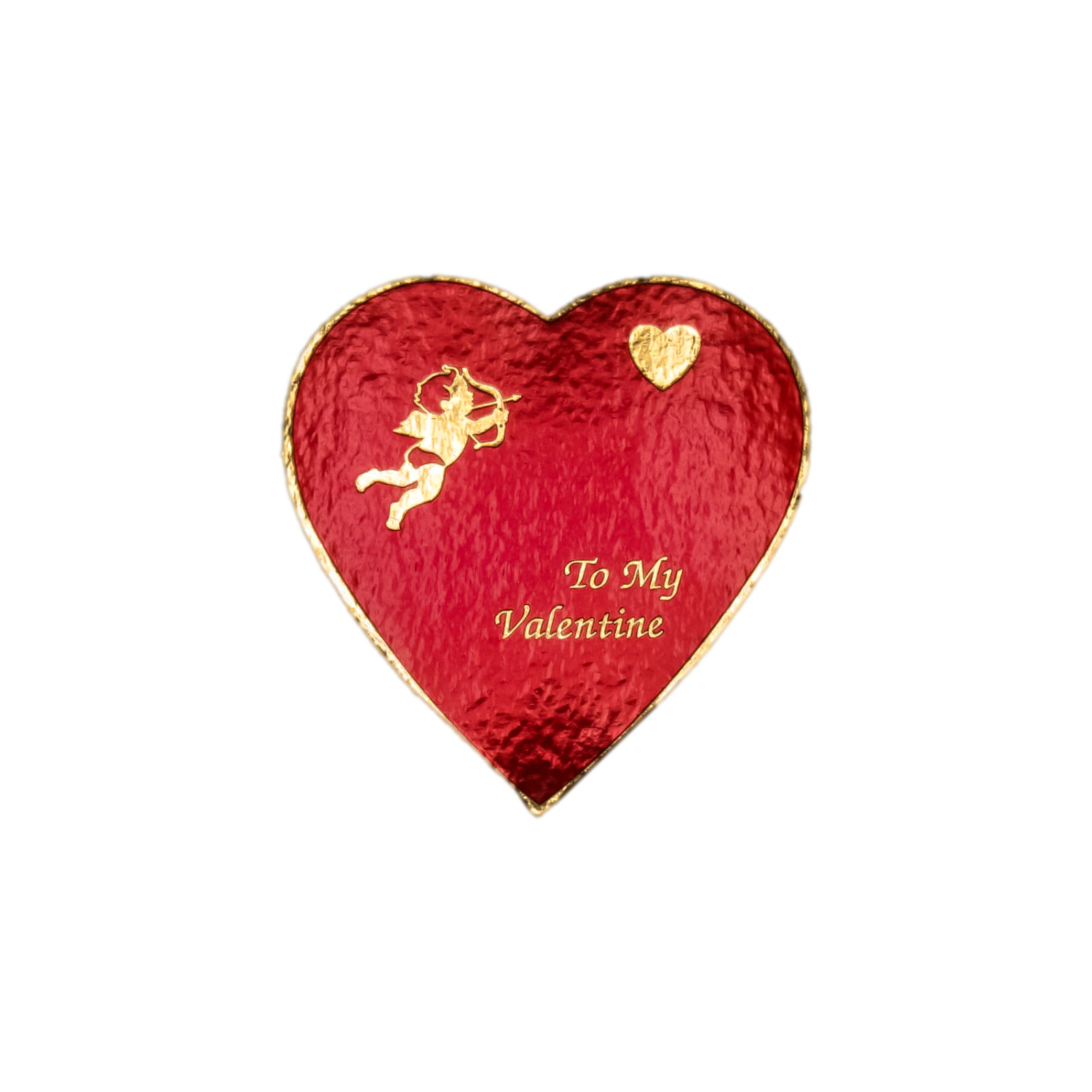cupid with heart 6oz