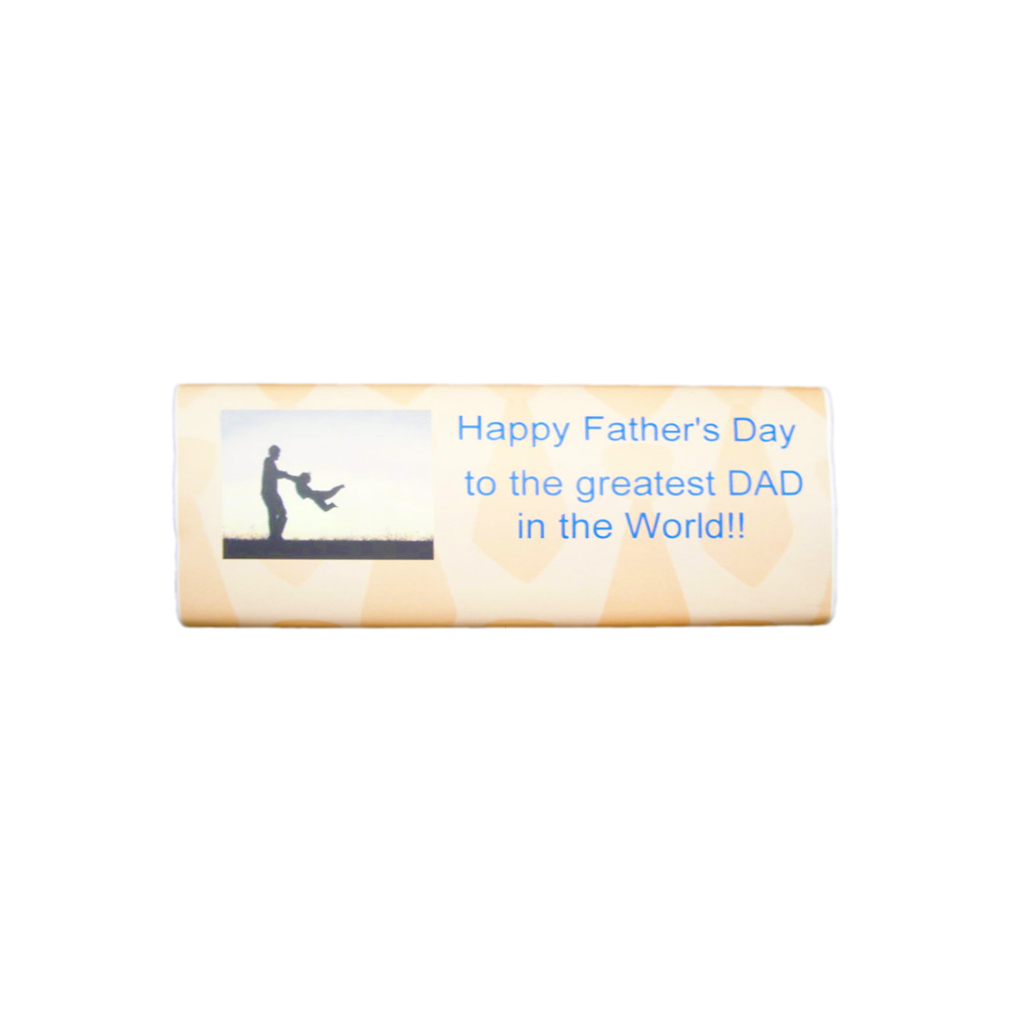 fathers day candy bar – greatest dad