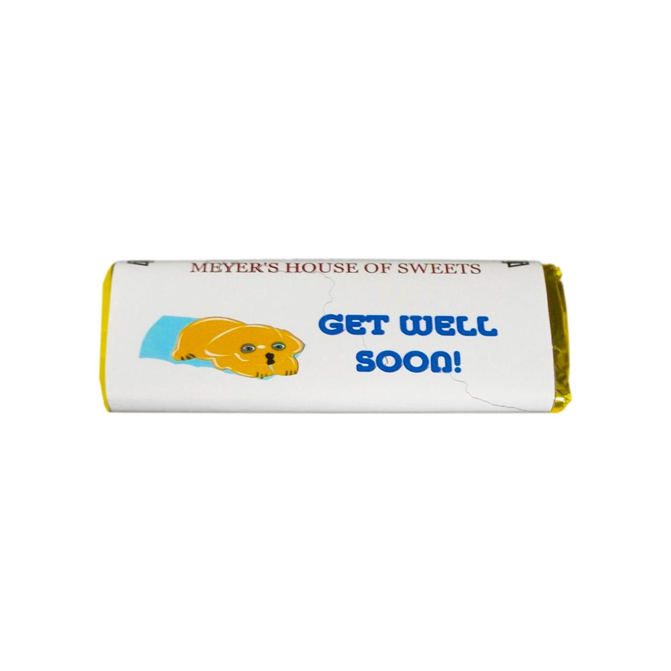 get well candy bar