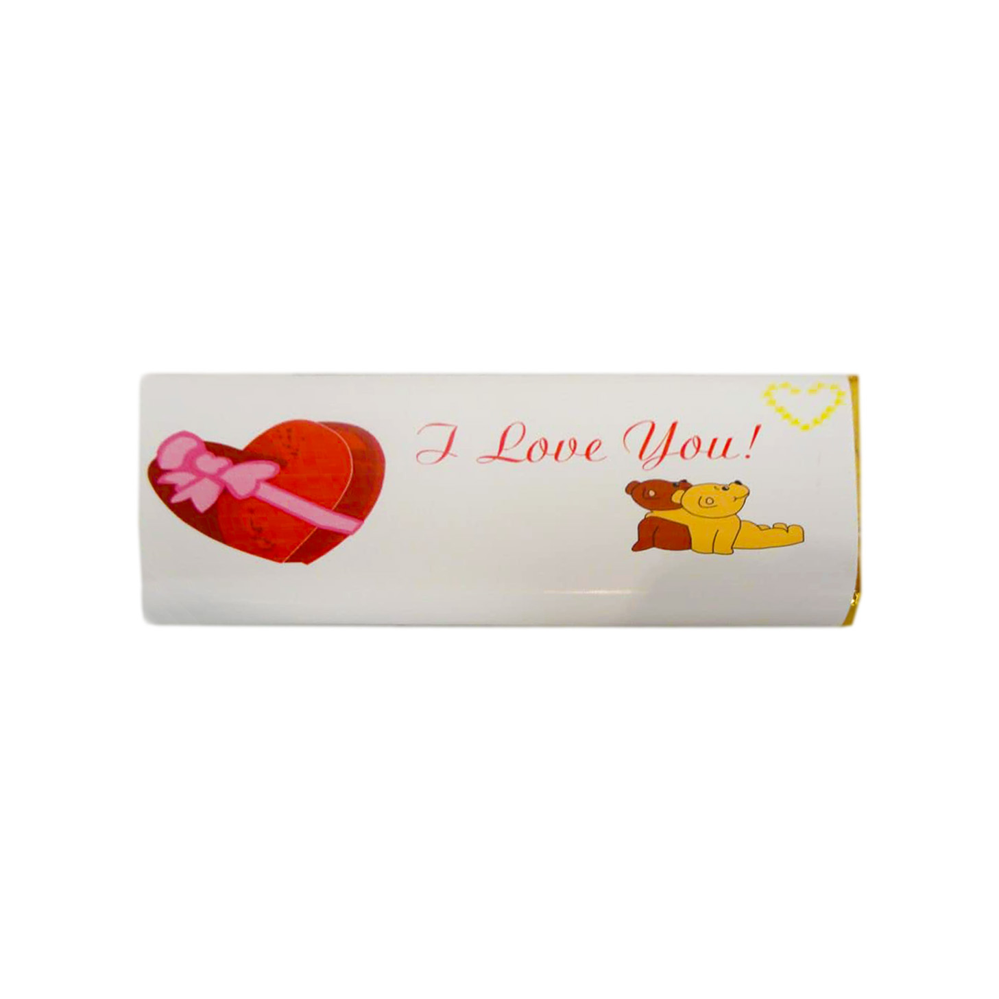 i love you candy bar
