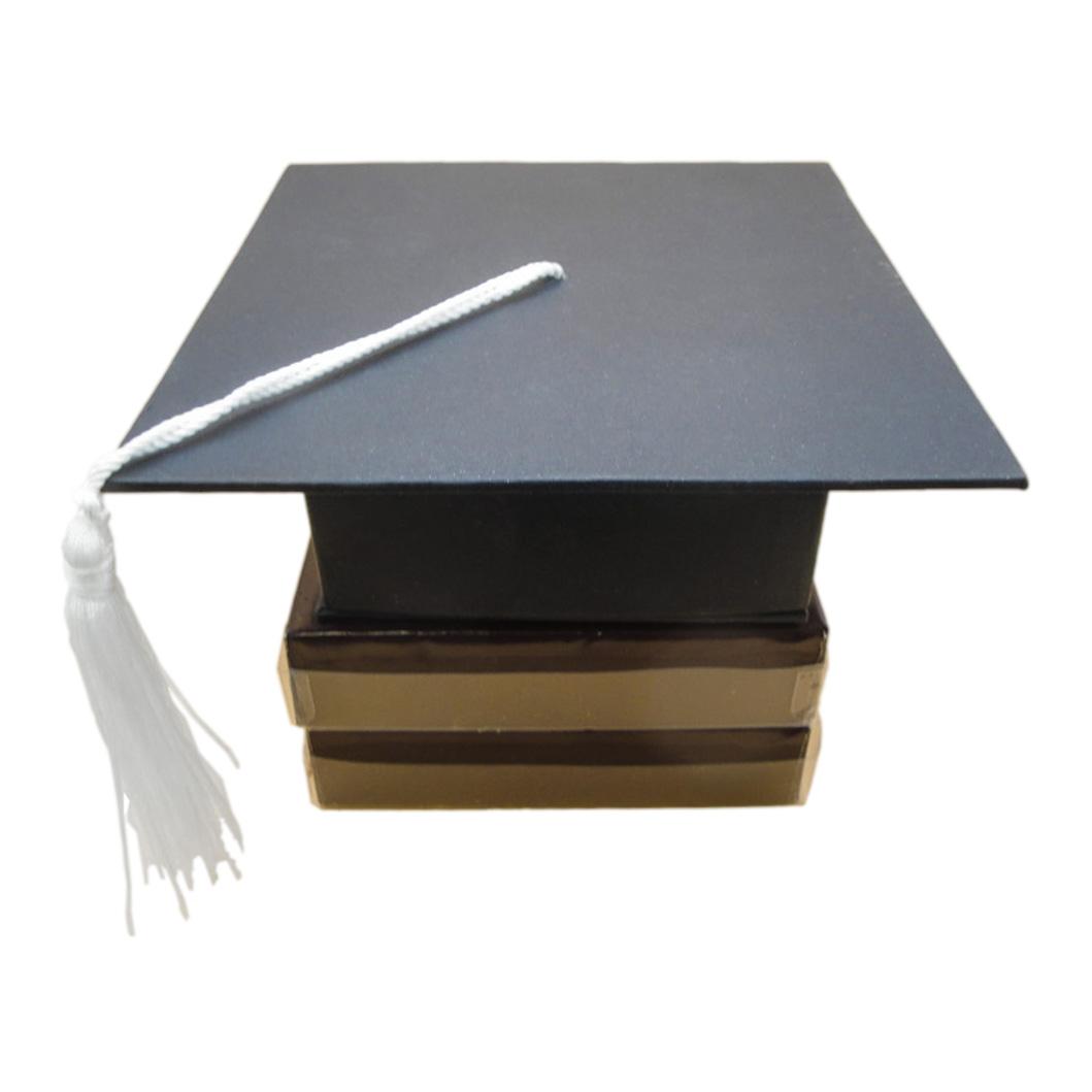 mortar board gift box