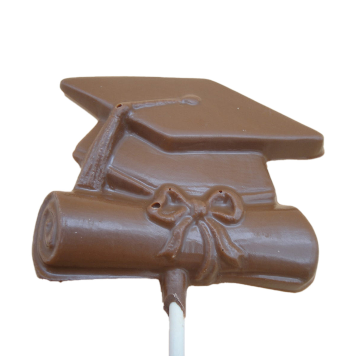 mortar board lollipop