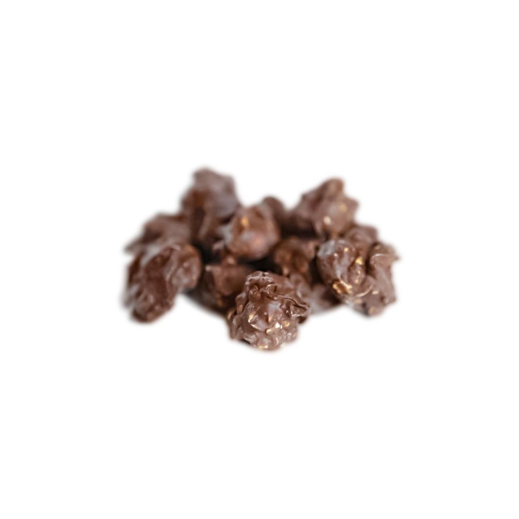 sugar free peanut clusters