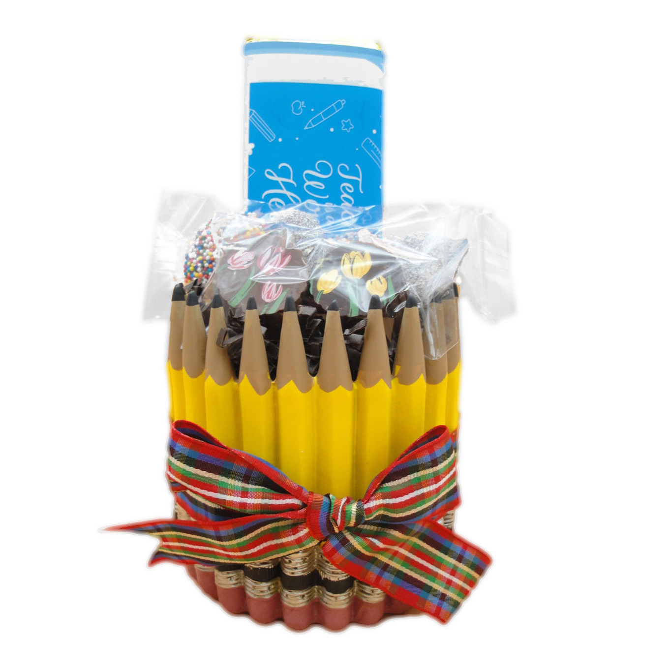teacher pencil caddy