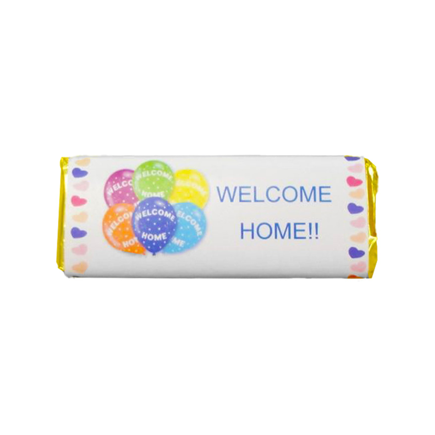 welcome home candy bar 2