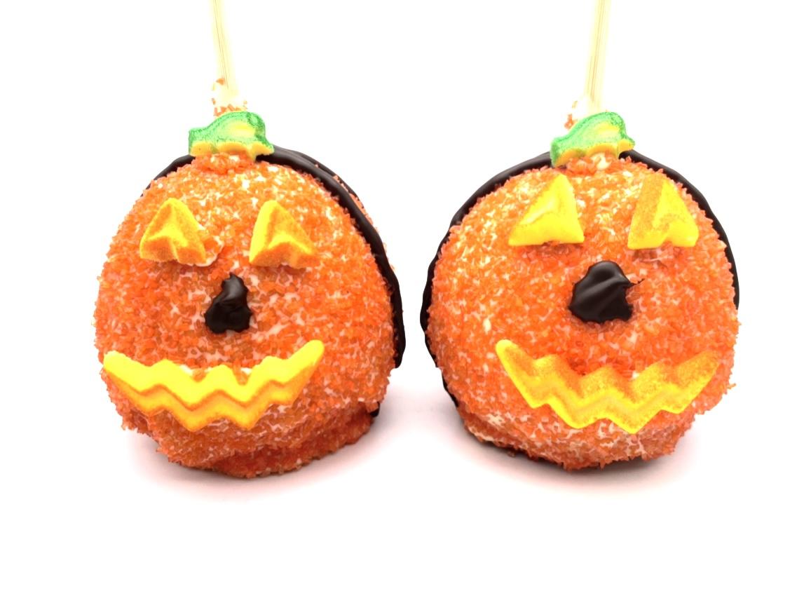 pumpkin apples